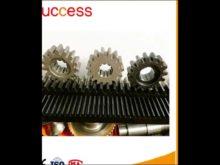 Construction Hoist Gear Rack Rack And Pinion Mechanism/Rack And Pinion Hoist