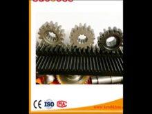 Construction Hoist Gear Rack,Mast Section Gear Rack