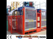 construction hoist manufacturers in india