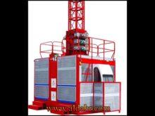 Construction Hoist Model SC series