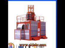 Construction Hoist Motor SC200/200GZ with Medium Speed