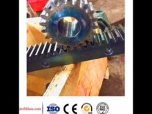 Construction Hoist Part M5 M8 Gear Rack And Pinion