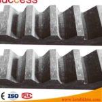 Construction Hoist Parts M6 Gear Rack For Sliding Gate