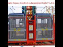 construction hoist parts