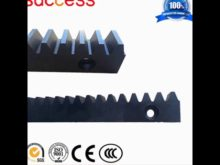 Construction Hoist Rack