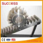 Construction Hoist Racks,Cnc Machine Stainless Steel Round Gear Rack And Pinion