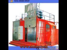 construction hoist requirements