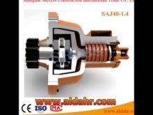 Construction Hoist Safety Device Building Construction Use