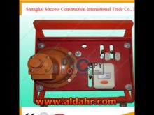 Construction Hoist Safety Devices Anti Fall Safety Device