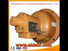 Construction Hoist Saj30 1 2 Lift Safety Board