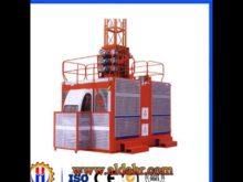 Construction Hoist SC100/100 Lifting Height 30m 450m
