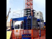 Construction Hoist SC100/100TD Motor Power 2X2X11KW