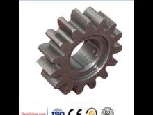 Construction Hoist Spare Parts, C45 Steel Gear Rack