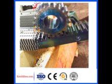 Construction Hoist Spare Parts, G60 Steel Gear Rack
