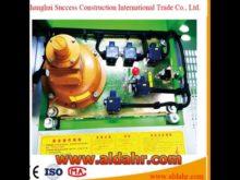 Construction Hoist Spare Parts Hoist Safety Device