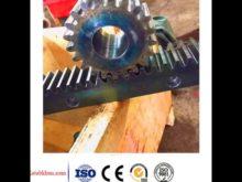 Construction Hoist Spare Parts ,M8 Gear Rack
