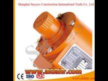 Construction Hoist Spare Parts Safety Device SRIBS