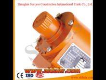 Construction Hoist Spare Parts Saj 40 1 2A Sribs Safety Device Gjj Use