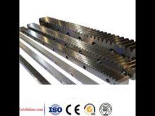 Construction Hoist Spare Parts,G60 Steel Gear Rack