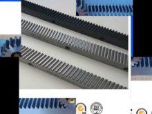 Construction Hoist Transmission Gear Rack For Steel Factory