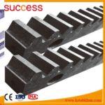 Construction Hoist,Gear Rack Fit Up Gear,Precision Gear Rack Stainless Steel Rack Pinion