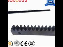 Construction Machinery Gear Racks