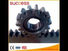 Construction Material Elevator Spare Parts  Mast Section And Gear Rack