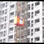 Construction Passenger Hoist,Outdoor Construction Elevator,Passenger&Material Elevator