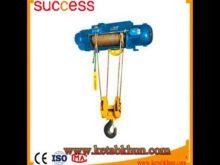 Construction Use PA Series Mini Electric Hoist