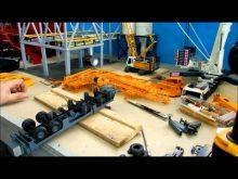 Crane Repaint Tutorial pt.3.2 (Liebherr Ltm1300 tear down pt.2)