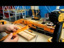 Crane Repaint Tutorial pt.3 (Liebherr Ltm1300 tear down pt 1)