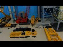 Crane Repaint Tutorial pt.4 (organize parts before stripping paint tip)