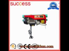 Cranes with Ce Certificate Made in China by Success