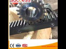 Custom Nonstandard Ring Gear Stainless Steel Internal Spur Gear