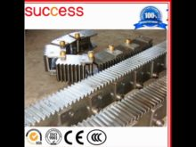 Customeized Module 1 2 Meter Length Cnc Gear Rack And Pinon And Worm Gear And Rack