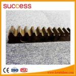 Customize High Precision Stainless Steel Machined C45 Gear Rack