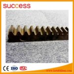 Customized Bearing Steel Rack And Pinion Gears