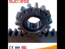 Customized High Quality Cnc Machine Spare Parts /Gear Racks And Pinions For Cnc Machines