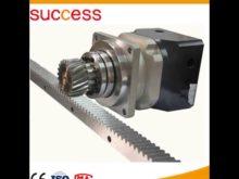 Customized High Quality Rack Gear Wood Tools Rack And Pinion/Hot Sales Straight 20teeth Rack