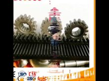 Customized High Quality Wood Tools Rack And Pinion 670mm /Straight Rack