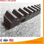 Cuztomized Iso Ce Rosh Sgs Passed Low Carbon Alloy Steel Racks And Pinions