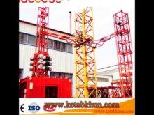 Double Cage 1ton Construction Hoist by Success