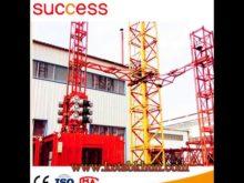 Double Cage Building Hoist / Construction Hoist for Sale