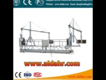 Double floor suspended platform/special suspended platform/Double floor cradle