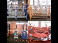 Easy Installation Suspended Platform Model Zlp 630