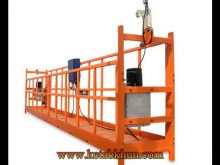 Easy To Move Safety Brake Of Suspended Platform