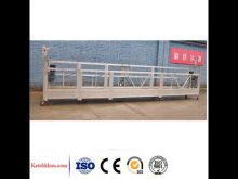 Easy To Move Suspension Working Platform