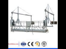 Easy Transfer Building Cleanin Gondola1