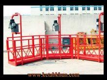 Easy Transfer Hand Pedal Suspended Platform