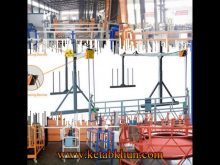 Easy Transfer Suspended Platform With Wheel/Cadle